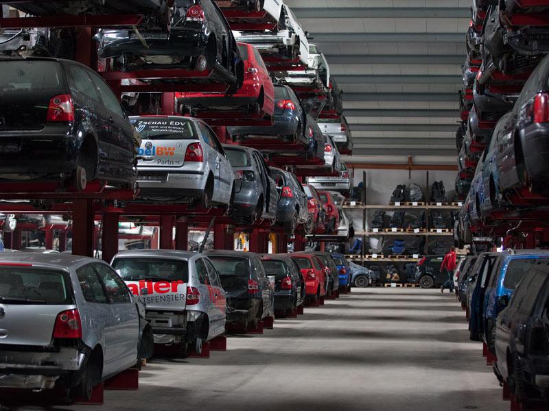 gebrauchte Autoteile - Seliger Autoteile GmbH & CO. KG | KFZ ...